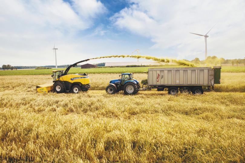 Berühmt Pamberger Landmaschinentechnik - Produkte - New Holland &RR_49