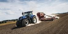 New Holland T7. Heavy Duty