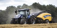New Holland New T7.