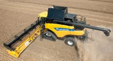 Weltrekordmaschine New Holland CR10.90
